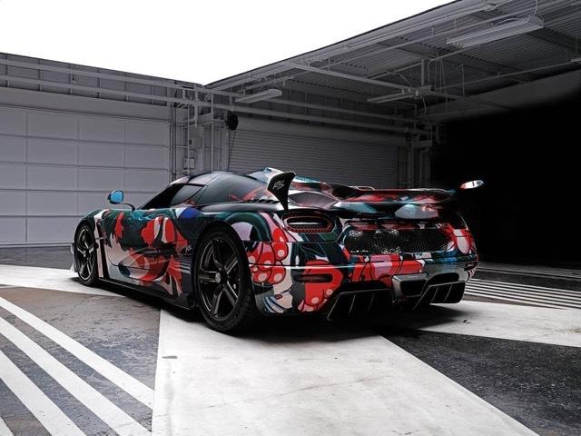 Koenigsegg x James Jean x Ruthie1 2021-9-8