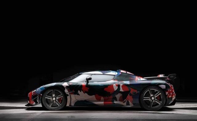 Koenigsegg x James Jean x Ruthie3 2021-9-8