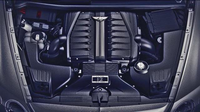 ベントレーW12エンジン廃止2 2021-9-20
