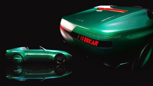 Porsche - 968 LART Studio 5 2021-9-30