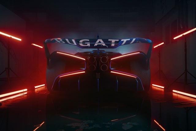 ブガッティボリード1 2021-10-1