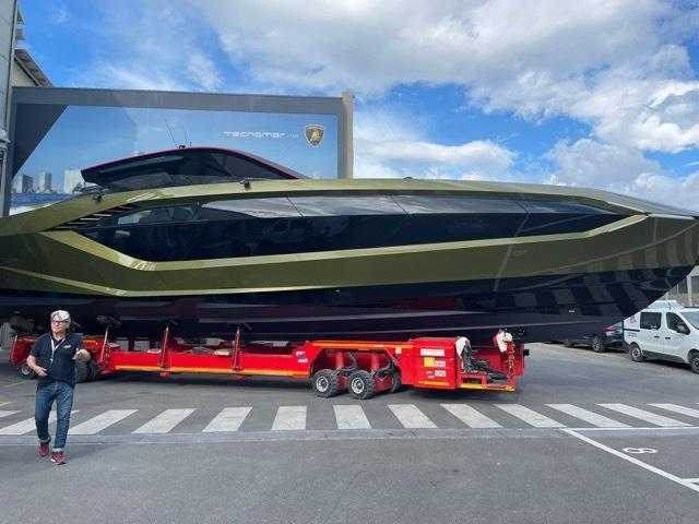 Tecnomar for Lamborghini 632 2021-10-9