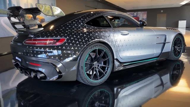 メルセデスAMG GT生産終了3 2021-10-11