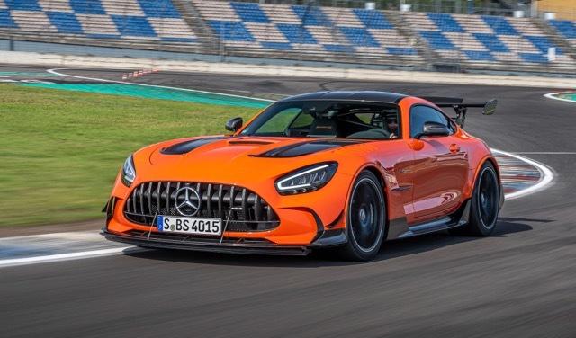 メルセデスAMG GT生産終了5 2021-10-11