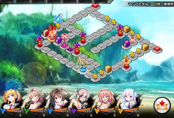 オトコ祭上級戦闘01