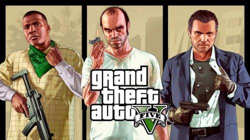 PS5版GTA5