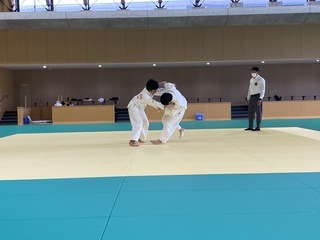 2定通体育大会(柔道)