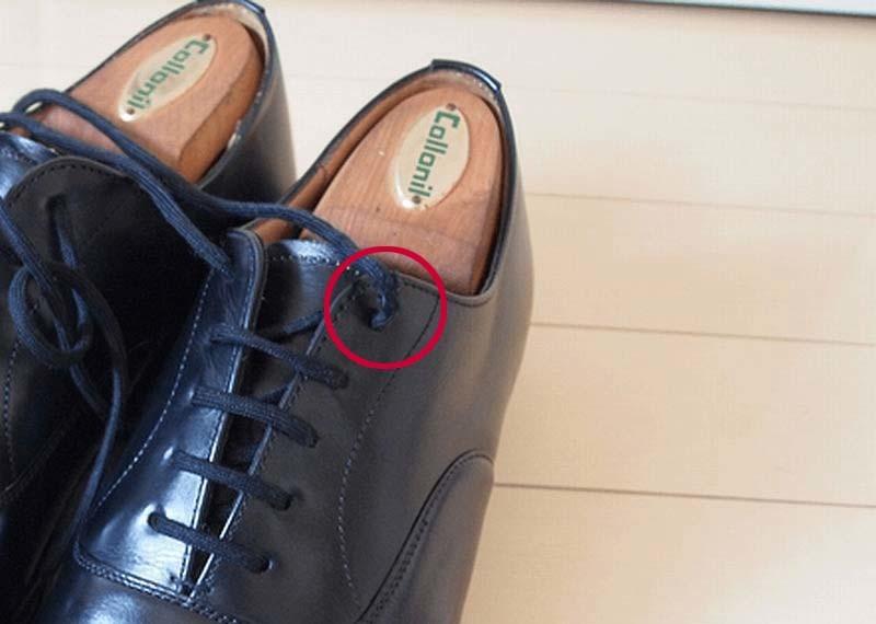 チャーチコンサル靴紐3