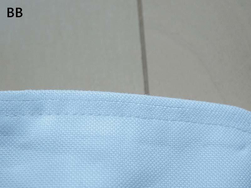 [修理後]ブルックスブラザーズボタンダウンシャツ_袖3