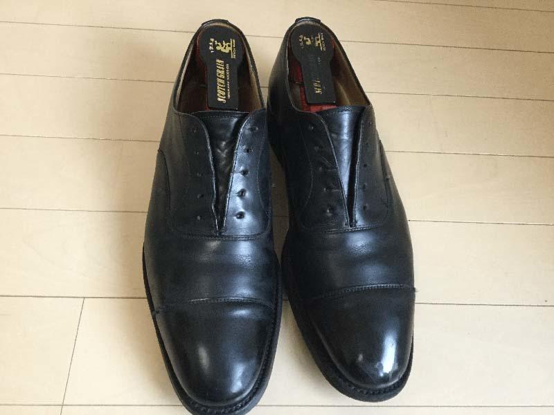 革靴丸洗いケルヒャー11