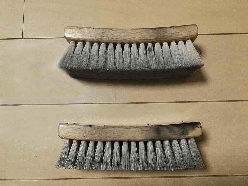 江戸屋靴磨き用ブラシ②