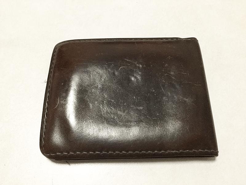 crestwaveコードバン財布