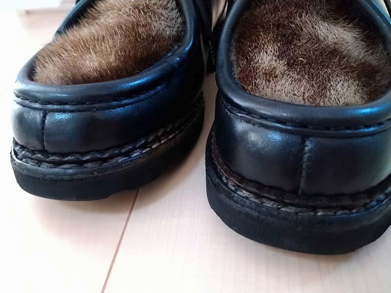 革靴のオンライン査定_パラブーツミカエルフォック_パラブーツ_ミカエルフォック8