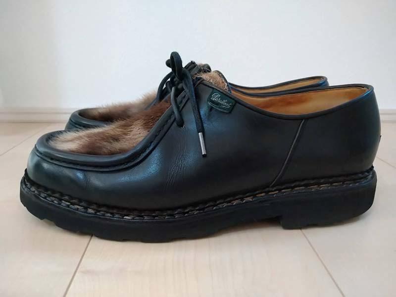 革靴のオンライン査定_パラブーツミカエルフォック_パラブーツ_ミカエルフォック2