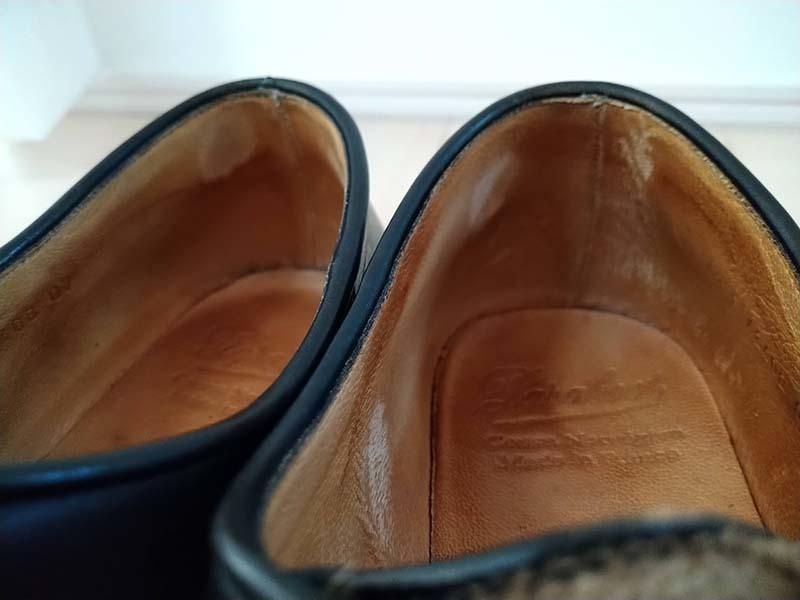 革靴のオンライン査定_パラブーツミカエルフォック_パラブーツ_ミカエルフォック6