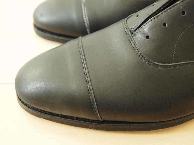 革靴の丸洗い_油分補給