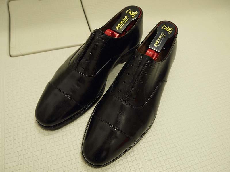 革靴の丸洗い_シューキーパー