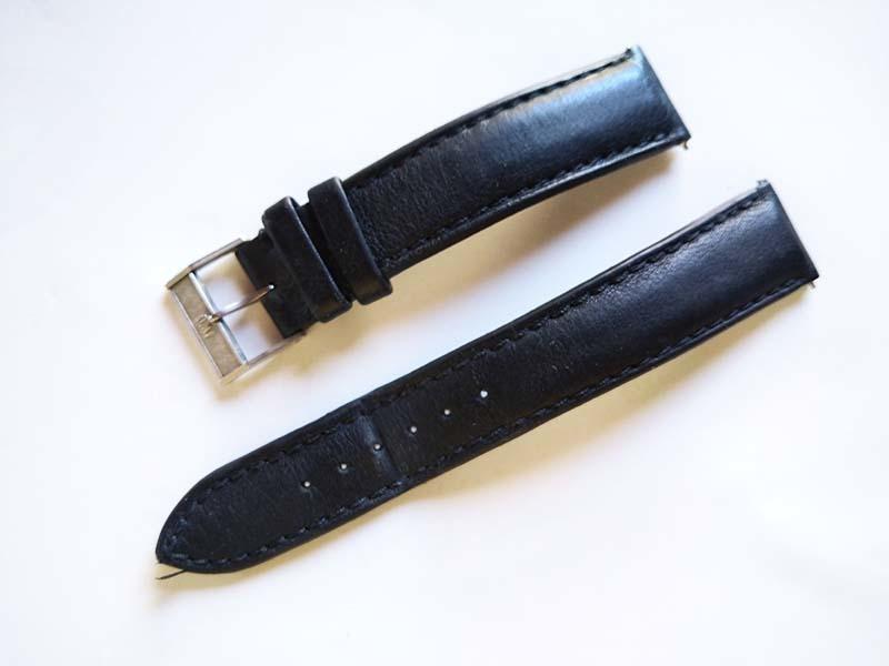 【微妙】カミーユフォルネ(CAMILLE FOURNET)の時計用革ベルト ヴォーリス 使用6か月レビュー