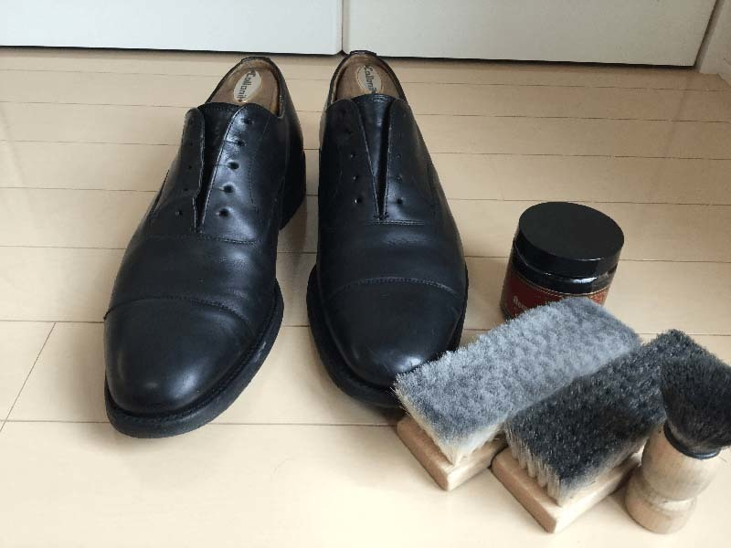 革靴丸洗いケルヒャー16