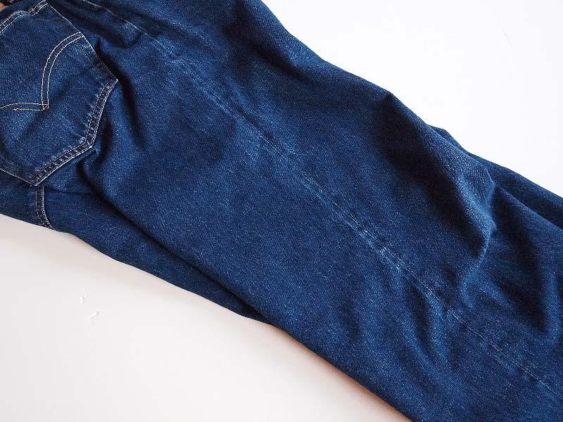 普通に穿いて普通に洗濯|Levi's®(リーバイス) LVC 50155-0116穿き込み 35