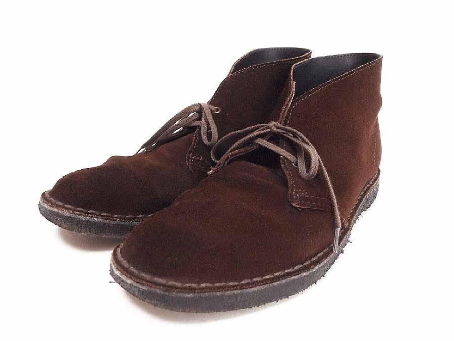 【考察】20世紀のNo.1シューズ「クラークス デザートブーツ」 |Clarks Desert Boots