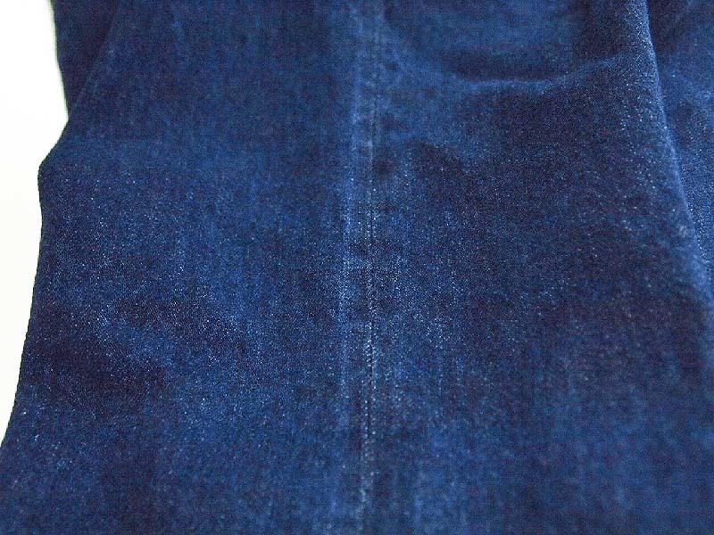 コインランドリーの乾燥機で浮き出てくるセルビッジのアタリ|Levi's®(リーバイス) LVC 50155-0116穿き込み 28