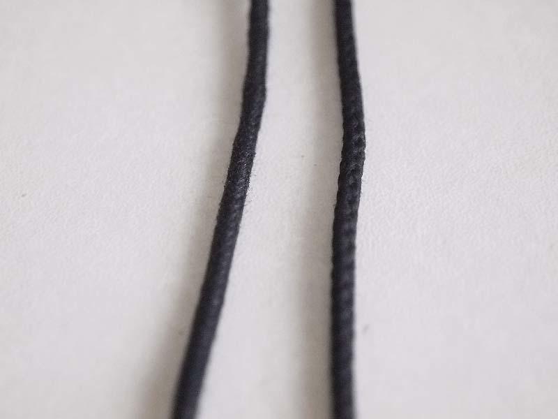 紗乃織靴紐(さのはたくつひも)とミスターミニットの靴紐