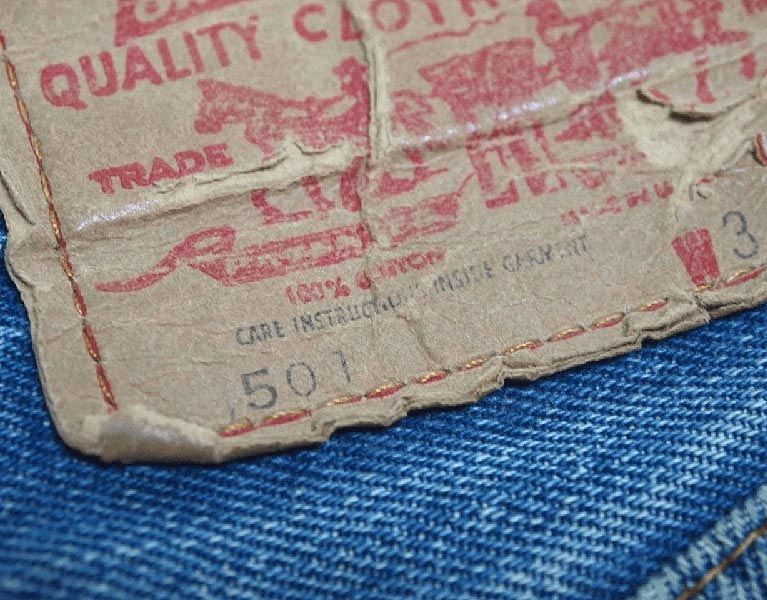 ヤフオクで購入したリーバイス 66前期モデル