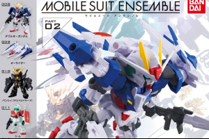 機動戦士ガンダム MOBILE SUIT ENSEMBLE 02t