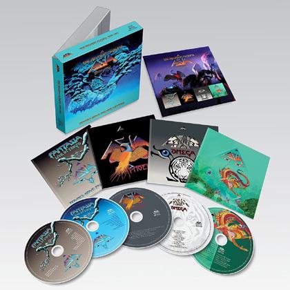 ASIA-The Reunion Albums