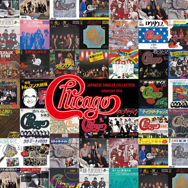 Chicago-Japanese Single Collection