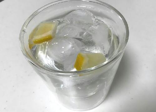 冷凍レモン