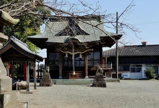 あめのおしほみみ神社