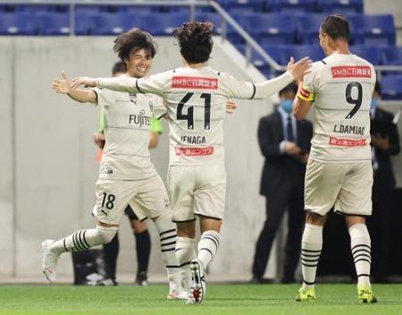 Mitoma Kaoru goal against gamba osaka 0_2