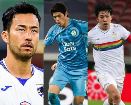 Maya Yoshida Wataru Endo Hiroki Sakai are the most likely OA players for Japans U24s