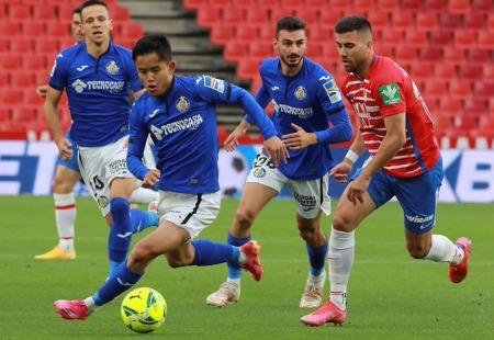 Granada 0-0 Getafe [La Liga, Round 38 kubo