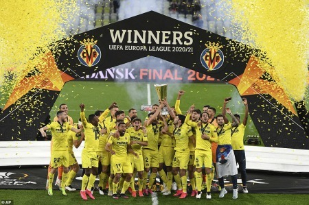 Manchester United were left stunned in the Europa League final after losing to Villarreal following a tense penalty shootout