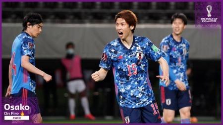 first-half hat-trick from Yuya Osako against Myanmar