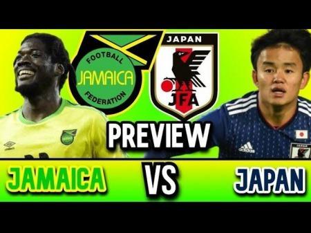 Jamaica Vs U24 Japan