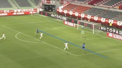 error of the assistant who denied Onaiwu goal