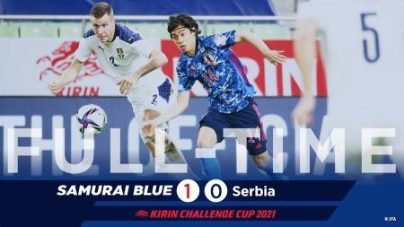 Japan 1-0 Serbia