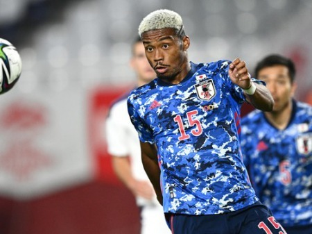 Yokohama striker Ado Onaiwu linked with Celtic after pacy striker enters the last six months of his contract in Japan