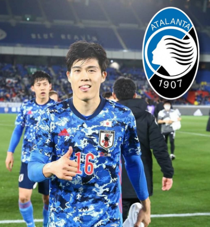 Takehiro Tomiyasu agreed personal terms with #Atalanta for 5-years contract
