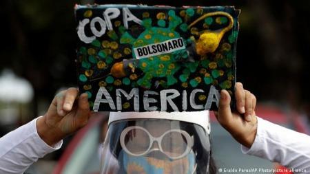 Bolivian Striker Marcelo Moreno Criticizes CONMEBOL for COVID cases at the Copa America