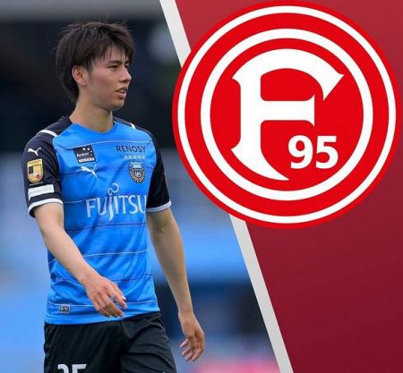 Ao Tanaka is set to move 🇩🇪 Fortuna Düsseldorf on a 1-year loan