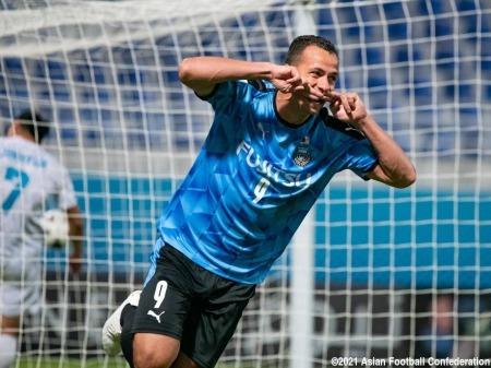 Daegu 2 - Kawasaki Frontale 3 goal Leandro Damião ACL