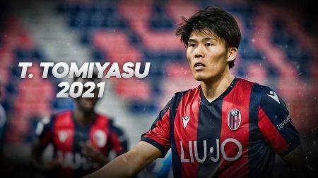 Tottenham have INITIATED contact for Bologna defender Takehiro Tomiyasu