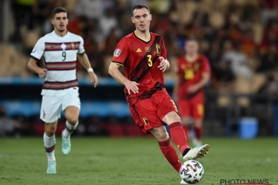 Thomas Vermaelen has just produced a defensive masterclass against Cristiano Ronaldo at the age of 35