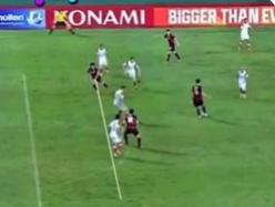 Pohang Steelers 4-1 Johor Darul Ta'zim offside