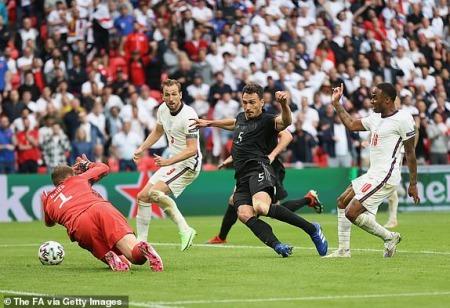ENGLAND 2-0 Germany EURO 2020